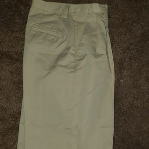 Womens khaki GAP slacks